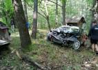 Eiropas rallija čempionāta līderis pēc testos piedzīvotās avārijas izlaidīs Čehijas ralliju