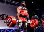 ASV pauerlifting federācija saņem gada diskvalifikāciju par pārāk biežiem dopinga testiem