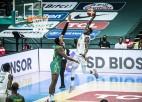''AfroBasket 2021'': Senegāla un Tunisija pārliecinoši iesoļo ceturtdaļfinālā