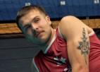 Video: Dienasgrāmata: Latvijas volejbolisti sāk gatavoties EČ mačam pret horvātiem