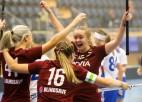 Ankudinovai un Grāpēnai 2+2, Latvija iemet sestajā sekundē, pieveicot Slovākiju