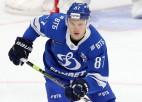Sesto reizi karjerā Šipačovs iegūst KHL mēneša labākā uzbrucēja godu