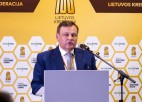 Pārspējot Butautu un Javtoku, par Lietuvas basketbola vadītāju ievēlēts Gedvils