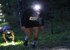 Biatlonists Slotiņš un orientieriste Lapiņa uzvar ''Siguldas Nakts Trailrace'' sacensībās