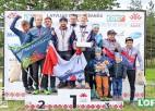 Pārsteigumi un vilšanās Latvijas čempionātā orientēšanās stafetē