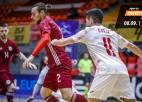 Sportacentrs.com TV tiešraidē: Latvija uzņems pasaules ranga līderi Spāniju