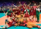 Eiropas čempionāts: Bulgārija pieveic Baltkrieviju un iekļūst astotdaļfinālā