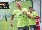 19. kārtas pārceltajā Virslīgas spēlē ''Riga'' mērķēs pietuvoties līderēm