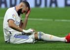 """""""Real Madrid"""" uzvaru sērija pārtrūkst pret neizšķirtu speciālisti """"Villarreal"""""""