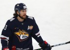 KHL nedēļas labākie - Krievijas pārstāvji Biļalovs, Pašņins un Burdasovs