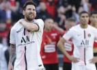 Dārgākais uzbrukums - bez vārtiem: PSG pirmais zaudējums kopš Mesi pievienošanās