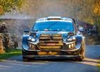 Sāremā rallijā uzvar Gross ar WRC auto, Ķilpja ekipāža avarē