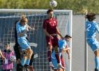 Latvijas U21 izlase izbraukumā nenotur punktu pret Izraēlu