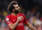"""Salāhs vēlas spēlēt """"Liverpool"""" rindās līdz karjeras pēdējai dienai"""