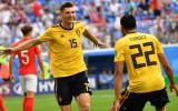 Top 5: Rezultatīvie beļģi, Anglijas 100. spēle, Brazīlijā vārtu bija vairāk
