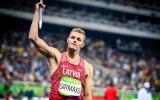 Sirmais pilnībā izveseļojies un tēmē uz savām trešajām olimpiskajām spēlēm