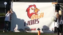 ''Riga Lions'' finālspēlē pārspēj ''Tartu Titans''