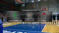 Latvijas Igaunijas basketbola līga: Liepājas papīrs/LSSS - RSU. Spēles ieraksts