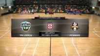 LTFA 1. līga telpu futbolā: TFK Liepāja - FC Nikers