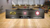 LTFA 1. līga telpu futbolā: UPTK - Talsi/FK Laidze