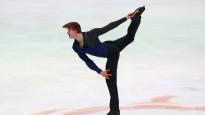 """Daiļslidotājs Vasiļjevs: """"Jāmācās no Phjončhanas olimpisko spēļu pieredzes"""""""