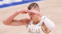 Porziņģis triumfē NBA dienas momentos, parādās arī Bertāns