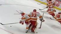 NHL klubam neveiksmīga iesildīšanās pirms spēles