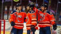 Jaks kaujas un asistē AHL