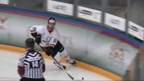 """""""Olimp/Venta 2002"""" ar trīs vārtiem otrajā periodā nodrošina uzvaru Liepājā"""