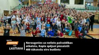 Freimaņa ''Rapla'' rāda piemēru: 400 tūkstoši no vairāk kā 100 sponsoriem