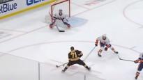 NHL nedēļas vārtu guvumos uzvar bijušais drafta pirmais numurs
