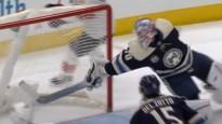 Merzļikina kolēģim Korpisalo otrā vieta NHL regulārās sezonas atvairījumos
