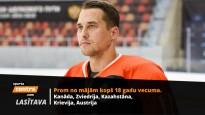 """Artūrs Ozoliņš: """"Uzreiz beigt karjeru būtu grūti. Kāpēc vēl neuzspēlēt Latvijā?"""""""