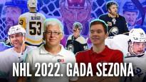 Klausītava | Ģenerālis un Lotārs par NHL jauno sezonu