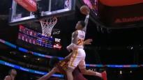 """NBA pirmssezonas momentos un dankos uzvar """"Hawks"""" spēlētājs"""
