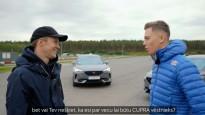 Sesks bravūrīgi izaicina autosporta zvaigzni Ekstromu uz derībām