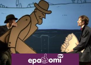 Video: Emīls un Berlīnes zēni Leļļu teātrī