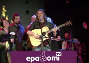 Video: Jorans kopā ar lietuviešiem nodzied arī Paldies litiņam!