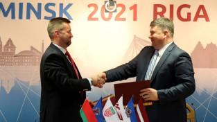 IIHF apzina riskus, par 2021. gada pasaules čempionāta atcelšanu Minskā nelemj