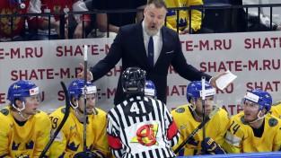 Grēnborjs 2019. gadā atstās Zviedrijas galvenā trenera amatu