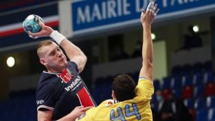 Krištopāns ar trīs vārtiem palīdz PSG Čempionu līgā izcīnīt graujošu uzvaru