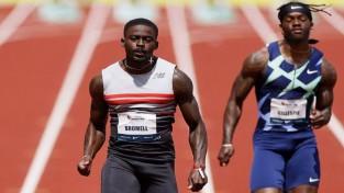 Bromels šosezon pirmais izskrien 100m zem 9,90 sekundēm