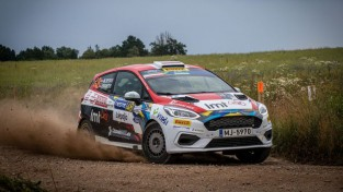 Sesks Spānijas WRC treniņos savā klasē sestais