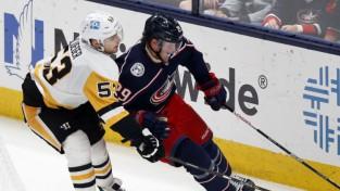 Latvijas uzbrucēji rezultatīvi pabeidz NHL pirmssezonas spēļu ciklu