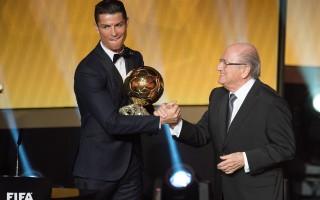 """Foto: FIFA """"Ballon d'Or"""" svinīgās ceremonijas mirkļi"""