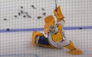 Video: NHL jocīgākie momenti maija sākumā