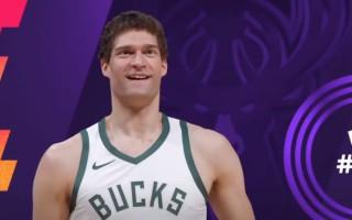"""Video: """"Shaqtin' A Fool"""" balsojumā triumfē sabijies """"Bucks"""" centrs"""