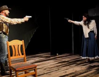 """Lugas """"Cilpa"""" pirmizrāde Dramaturgu teātrī"""