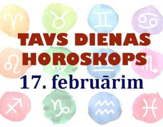 Tavs dienas horoskops 17. februārim