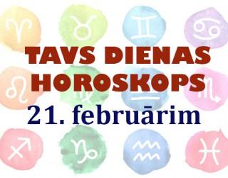 Tavs dienas horoskops 21. februārim